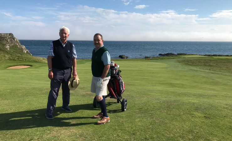 Golf House Club, Elie